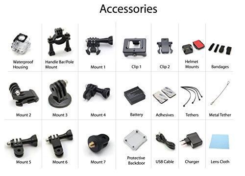 Accessoires XPRO2+