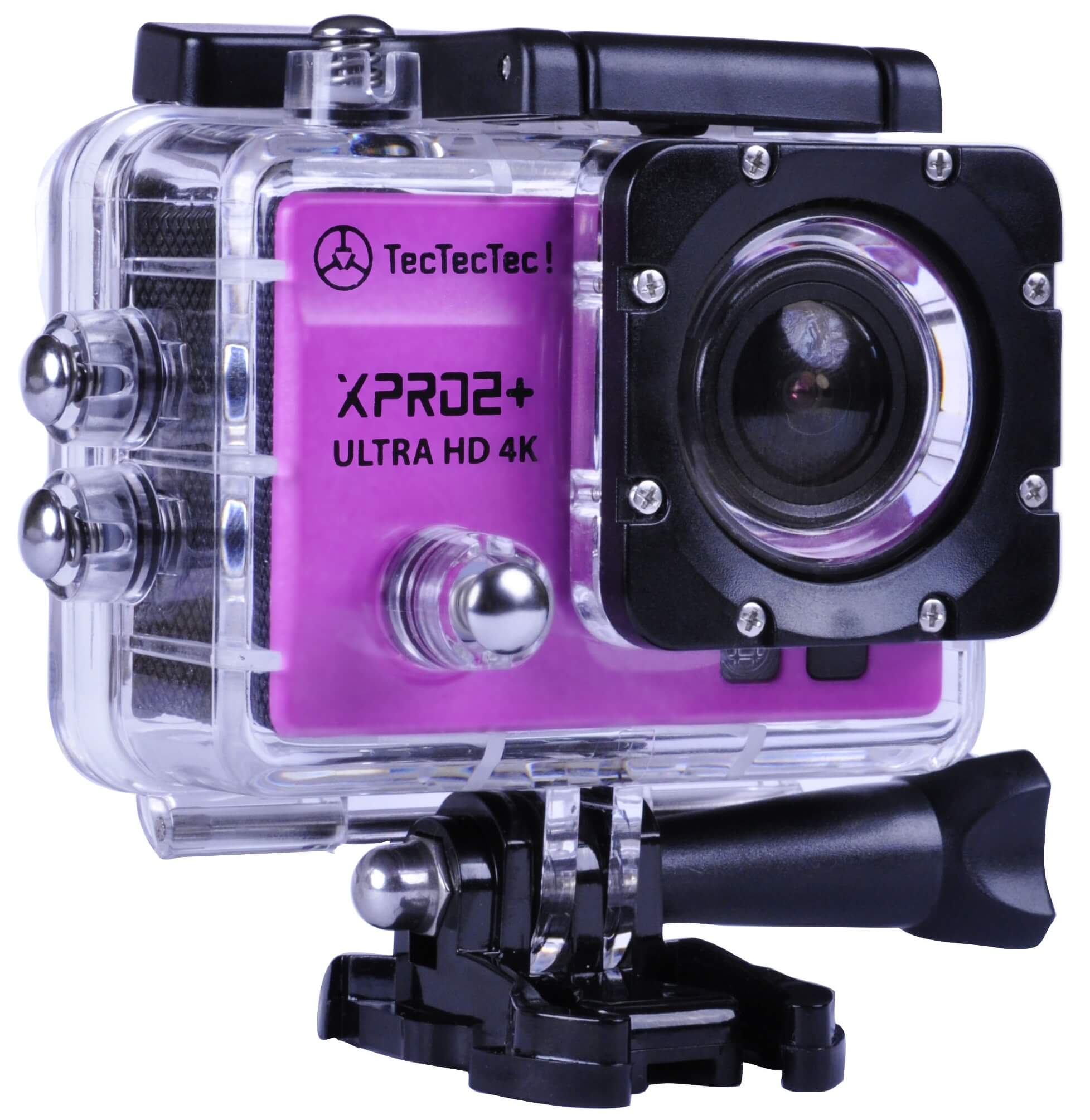 Xpro2 Action Camera Tectectec Sport Cam 4k Full Hd With Remote