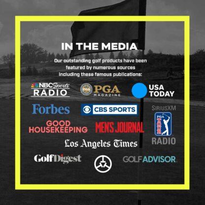 TecTecTec in the media golf precision laser rangefinders pga tournament legal