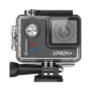 TecTecTec 4K Action Camera with WiFi XPRO4+