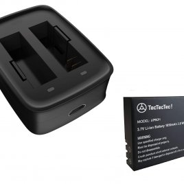 Dual charger and Battery for XPRO4, XPRO4+