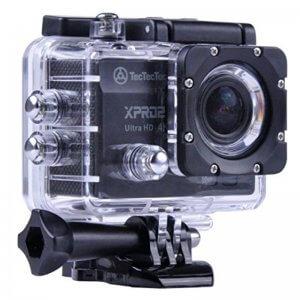 TecTecTec Best Deal Waterproof Video Action Camera XPRO2