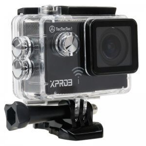 TecTecTec 4K Sport Camera XPRO3