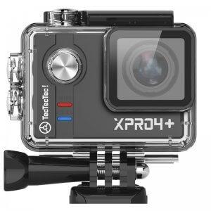 TecTecTec XPRO action camera compare models.XPRO4+