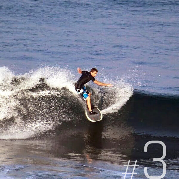 TecTecTec fun facts surfing at 5am