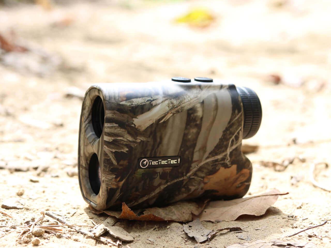 TecTecTec Hunting Rangefinder Prowild Advanced speed technology