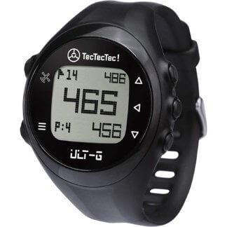 TecTecTec ULT-G Precision GPS Golf Watch