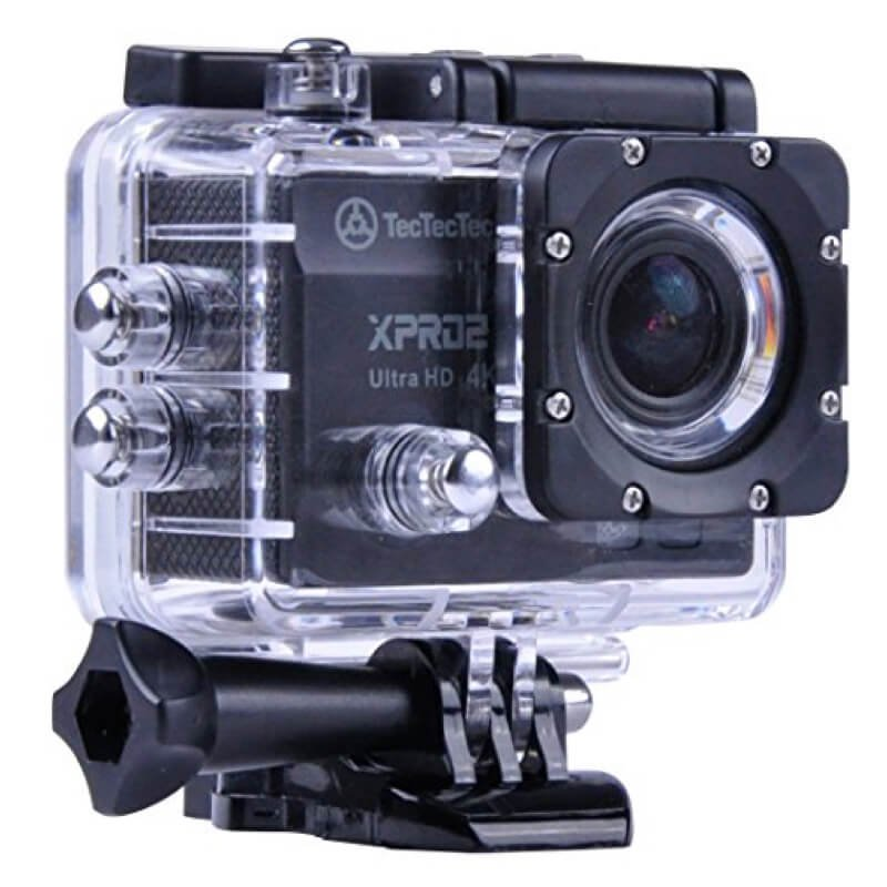 TecTecTec Best Deal Waterproof Video Action Camera XPRO2