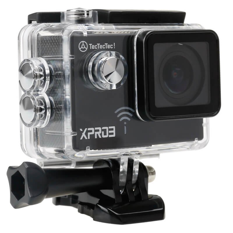 TecTecTec XPRO action camera compare models.XPRO3